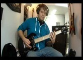 Billy Talent - The Ex guitar cover