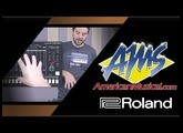 Roland TR 8S Enhanced Features Part 1 - American Musical Supply
