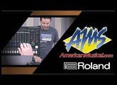 Roland TR 8S Enhanced Features Part 2 - American Musical Supply