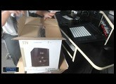 SoundsAndGear Live - Unboxing the new Adam Audio T7V Studio Monitors