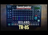 Roland TR-8S Rhythm Performer Demo and Overview
