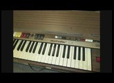 "Farfisa Matador LR electronic organ (1972) demo song ""Kids are away"""