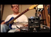 Evolution 4-Stage Overdrive - Buffalo Effects