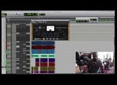 How to Mix Bass Guitar with Parallel Saturation