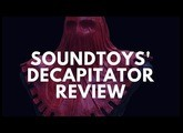 Soundtoys Decapitator Review with Electric Guitar in Reason 9.5