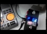 SMARTClock & Boss DB-90 Test