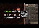 Janomix presenta: U-he RePro-1 los sonidos de Situation de Yazoo