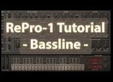 u he RePro 1 Tutorial - Bassline #3 Workshop