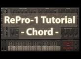 u-he RePro-1 Tutorial - Chord #4 Workshop
