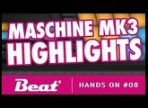 Native Instruments Maschine MK3 Highlights | Hands On #08