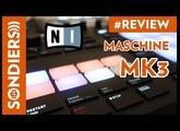 NATIVE INSTRUMENTS MASCHINE MK3 - GROOVEBOX INCROYABLE MAIS PAS PARFAITE
