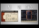 NI Session Strings vs EWQL Symphonic Orchestra