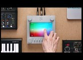 Making music with NSynth Super