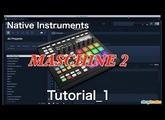 Native Instruments MASCHINE 2の使い方① 音色の追加(Sleepfreaks DTMスクール)