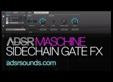 Maschine 2 - Sidechain Gate Effects - How to Tutorial
