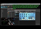 How to use Native Instruments The Mouth in Maschine 2