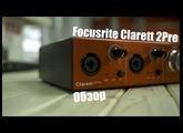 Focusrite Clarett 2Pre Обзор и Тест. Sound Check
