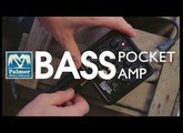 Pocket Amp Bass - Portable Bass Preamp