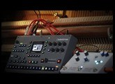 Octatrack LIVE LOOPING Piano and Infinite Jets