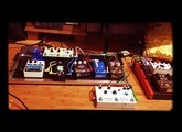 Melodic Chaos with Hologram Electronics and Montreal Assembly Pedals