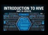 Introduction to Hive - 10 Effects