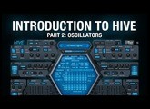 Introduction to Hive - 2 Oscillators