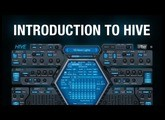 Introduction to Hive - 1 Control Bar & Presets