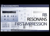 Resonans Rack Extension from Robotic Beans First Impression / Review