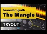 Playing with The Mangle Granular Synth