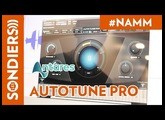 [NAMM 2018] ANTARES AUTOTUNE PRO : PITCH CORRECTION VST PLUGIN