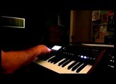 Behringer Deepmind 6 - Custom Patches NO TALKING Triphop Hammond Leslie