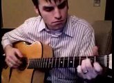 MacGyver theme song, solo acoustic guitar