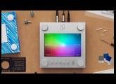 Google project: creates hardware interface for algorithm sound generator