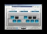 Videos Antares Audio Technology Auto-Tune EFX 3 - Audiofanzine