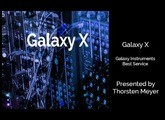 Galaxy X  (FX overview) by Galaxy Instruments and Best Service