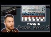 Noodling Around with Arturia's Buchla Easel V - Presets and Fader Fiddling