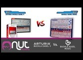 Arturia Buchla Easel V  - Vs - Buchla Easel Music con Enrico Cosimi @Nut Academy