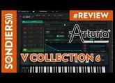 ARTURIA V COLLECTION 6 REVIEW - BUCHLA EASEL, CLAVINET, DX7, CMI FR