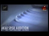 Akai S950 Audition by The Daydream Sound