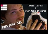 [ REVIEW ] LEWITT LCT 540 S & PROTO STAM AUDIO SA-EQP1A ( EXCLU )