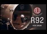 AEA R92 - Kick Drum - Listening Library