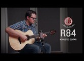 AEA R84 - Acoustic Guitar - Listening Library