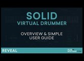 Ujam Virtual Drummer Solid | Creating a Natural Drum Performance