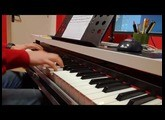 Anomalie  -Métropole-   Intro piano Sound: Spectrasonic Keyscape creative