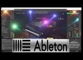 KEYSCAPE + OMNISPHERE & KEYSCAPE CREATIVE EN ABLETON LIVE   Reverse Piano Strings