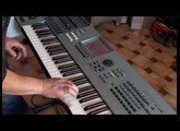 Distorted Rhodes Solo - Keyscape Creative Demo - The Original Song a Day Challenge 27