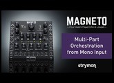 Strymon Magneto - Multi-Part Orchestration From Mono Input