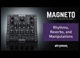 Strymon Magneto - Rhythms, Reverbs, and Manipulations
