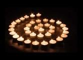 Hommage aux victimes, des attentats de Bruxelles.
