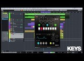 Sounddesign mit Filtern (Moog und Co.) – KEYS Short Clips